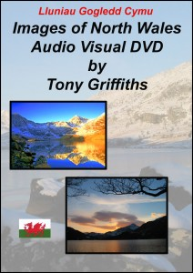 sample dvd cover for images of north wales copy